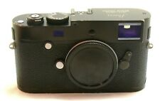Leica M-P Typ 240 digital camera body black paint 10773 EXC+ #38261