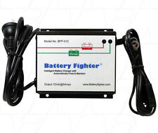 Battery Fighter BFP012 12V 5A Auto 4 Stage Battery Charger for Caravans