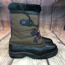 Lacrosse Duck Boots Women Size 6 Insulated Rain / Snow Boots - Once Worn -