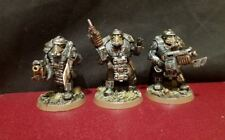 Death Korps of Krieg Bullgryns Ogryns painted pack conversion rare Warhammer 40k