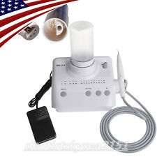 US Dental Ultrasonic PiezoElectric Scaler f/ DTE SATELEC & Handpiece Liquid Dose