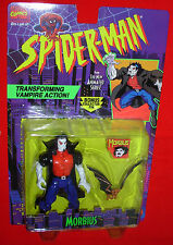 Spider-Man The New Animated Series Morbius figure 1995