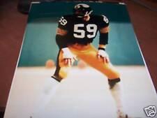 8x10 Glossy Photo Jack Ham Pittsburgh Steelers
