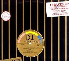 "12"" - KASSO (I LOVE PIANO/WALKMAN) GARY LOW (I WANT YOU) TRAKS (LONG TRAIN) MINT"