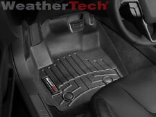 WeatherTech Custom Floor Mat FloorLiner for Ford Fusion - 2013-2016 - Black