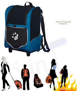 PetGear I-GO2 Backpack CarSeat  RollerWheels Carrier