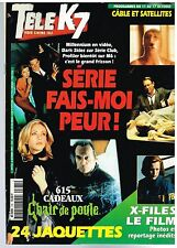 B6- Télé K7 N°735 X-Files le Film