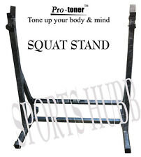 Protoner Power Squat Stand Adjustable Hieght  200 Kgs Capacity