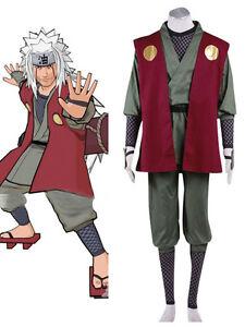 Naruto online Jiraiya itachi uchiha Cosplay Japanese Anime manga Costume