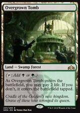 *MtG: OVERGROWN TOMB - Guilds of Ravnica Rare - magicman-europe*