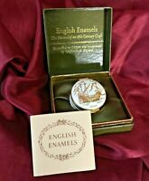 Crummles English Enamels 'The Mary Rose' Maritime Pill Box