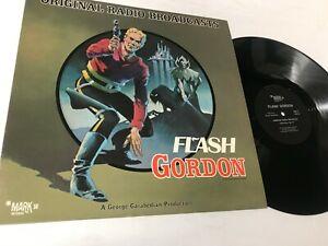 Flash Gordon Comic Record lp original vinyl album