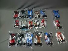 Set of 18 Hot Wheels Battle Force 5 - Fused - Mcdonalds Happy Meal Toys