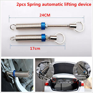Adjustable Automatic Vehicle SUV Trunk Boot Lid Lifting Spring Device Part 2Pcs