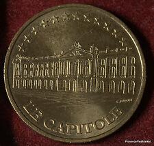 TOULOUSE LE CAPITOLE 1  EURO TEMPORAIRE DES VILLES 1998 FDC 1082A92