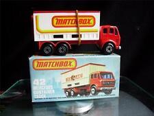 Matchbox Superfast Vintage Diecast Cars, Trucks & Vans