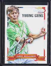 1/10* Jared Donaldson Usa Young Gun 2017 Usopen Rookie Card rookie Rc Art