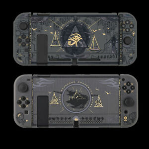 Black Limited Edition Hard Case Cover Shell for Nintendo Switch Console Jon-Cons