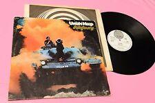 URIAH HEEP LP SALISBURY 1°ST ORIG UK 1971 NM ! VERTIGO SWIRL 1Y / 2Y CON INNER V