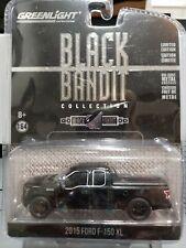 Greenlight Black Bandit 2015 Ford F150 series 14