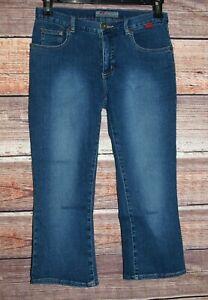 Gasoline Jeans Women's Size 29 Capri Length Jeans