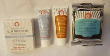 First Aid Beauty: Ultra Repair Cream, Face Cleanser, Slow Glow, Facial Rad Pads