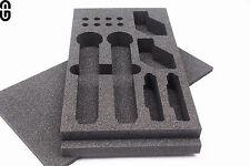 "Shure BLX 2er Set Inlay Pour 19"" 2he tiroir; Foam Inlay; dépôt"