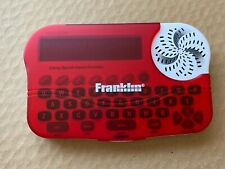 FRANKLIN Electronic Talking Spanish English Dictionary Handheld Model BES-1240A