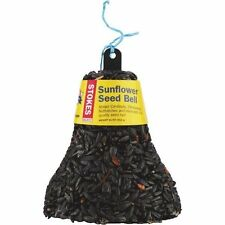 CASE OF 8 - STOKES SELECT BLACK OIL SUNFLOWER BIRD SEED BELL - FREE SHIPPING