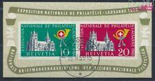 Suisse Bloc 15 oblitéré 1955 Exposition philatélique (8618687