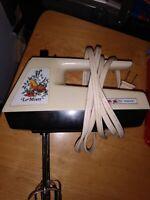 Vintage Robeson handheld kitchen Lemixer 5-speed #0402 tested