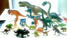 Lot of 22 Dinosaurs Includes Large Light And Sound Walker Many More 6 Pounds