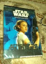 Star Wars Light Side Starter Deck NEW Attack of the Clones Trading Card Game TCG