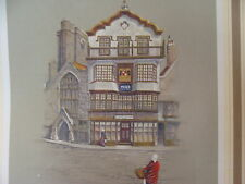 CLYDE COLE mol's coffee house Exeter--morris & Bendien inc print