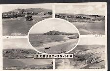 Devon Postcard - Views of Bigbury-On-Sea    B2511