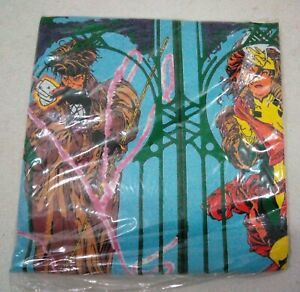 Comic Images Vintage 90's Gambit and Jean Grey T-Shirt Adult XL Unopened...