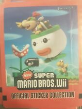 NEW SUPER MARIO BROS. WII X50 STICKERS