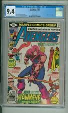 Avengers #189 CGC 9.4 Deathbird App 1979