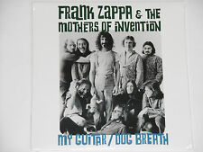 "Frank Zappa & the Mothers of Invention-My Guitar - 7"" 45 NUOVO"