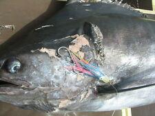 Hawaiian Big Game Trolling Lures Tuna/Marlin WK-9 Identical
