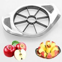 Apple Cutter Slicer Wedger divider Fruits Corer Stainless Steel Blade Handy tool