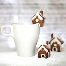 Chic 3PCS Gingerbread House Cake Cookie Cutter Kits Stainless Steel Biscuit Mold