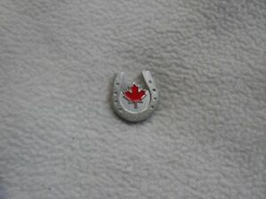 Tokyo 2020 - New Canada Equestrian Federation pin