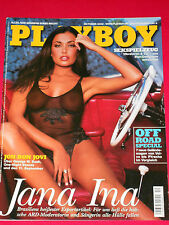 Playboy OKTOBER 2002-- JANA INA