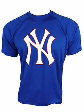 MLB New York NY Yankees Maillot T-Shirt Blue gr.s