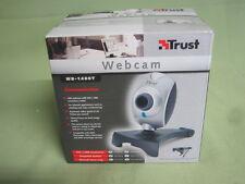 TRUST Communicator Webcam WB-1400T USB 352x288 VGA OVP