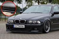 Spoilerschwert Frontspoiler ABS für BMW 5er E39 M5 M-Paket ABE schwarz glänzend