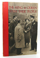 Anonymous THE KING AND QUEEN WITH THEIR PEOPLE.  1st Edition 1st Printing