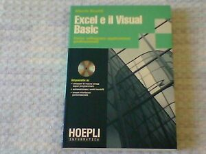 Excel e il Visual Basic (con CD)