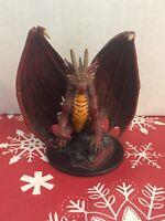 Huge Red Dragon #71 Giants of Legend D&D Miniature